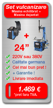 Twin Busch Germany - Elevator auto cu 2 coloane | 3200kg