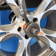 Reifenwuchtmaschine Semi autom. TW F-150 - Model 2016