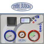 Aparat de incarcat instalatia de freon complet automat TW AC-300 R