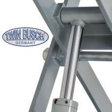 Elevator foarfeca 3 tone MOBIL - inaltime ridicare 100cm - TW S3-10E