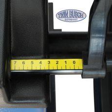 Masina de echilibrat roti semi automata TW F-00