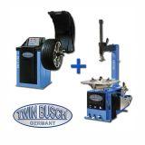 Reifenmontagemaschine + Wuchtmaschine BASIC LINE